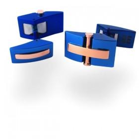 Cufflinks RAPTOR X Blue