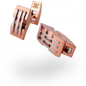 Cufflinks RAPTOR Rose Gold