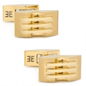 Cufflinks RAPTOR Gold Plated